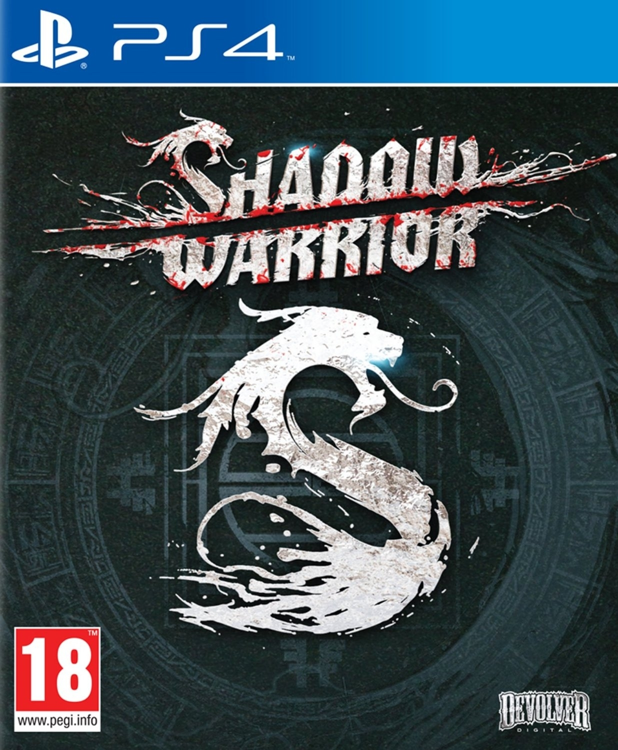 Shadow Warrior PL (PS4)